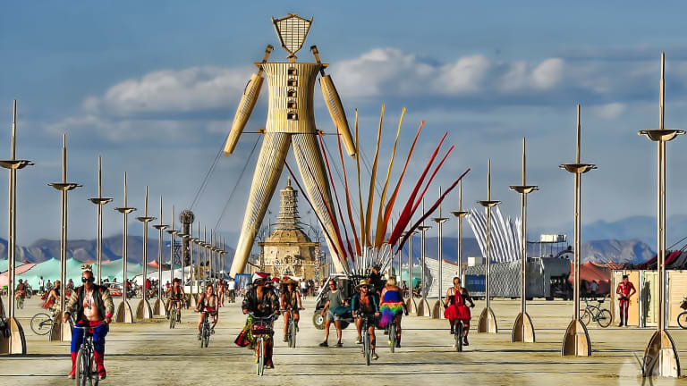 Burning Man, Buku, Movement Reveal Festival Plans Amid Growing COVID-19 Concerns