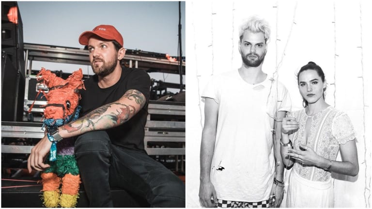 "Dillon Francis Drops Remix of SOFI TUKKER's ""Purple Hat"""