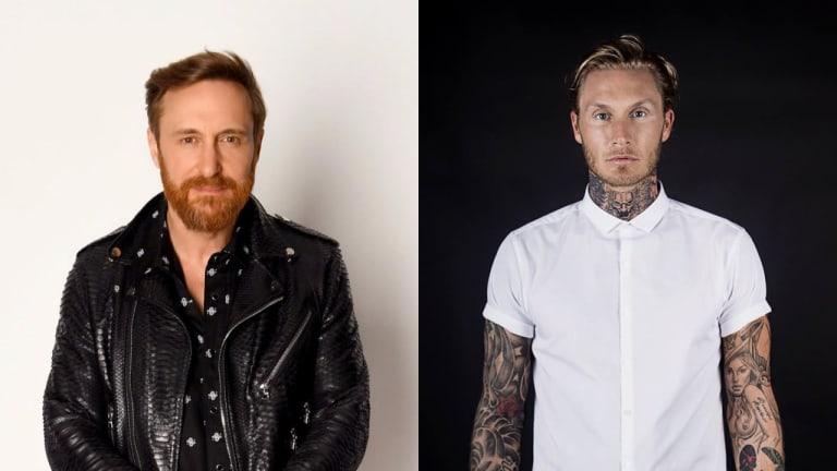 "David Guetta and MORTEN Drop Melodic Tech House Track, ""Detroit 3 AM"""