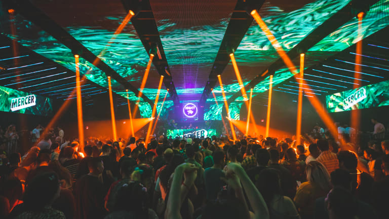Mercer, Weiss and More Brought House Heaven to Night Trip at Academy LA