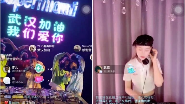 "TikTok ""Cloud Raves"" are the Hottest Trend During China's Coronavirus Quarantines"