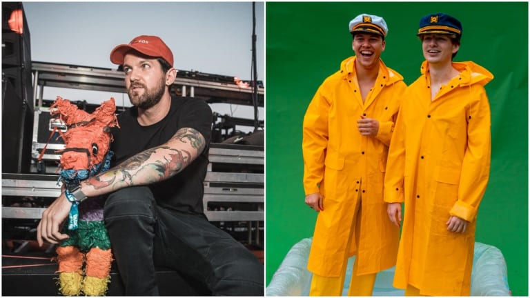 "Dillon Francis Hops on ""It's My House"" with Ship Wrek"