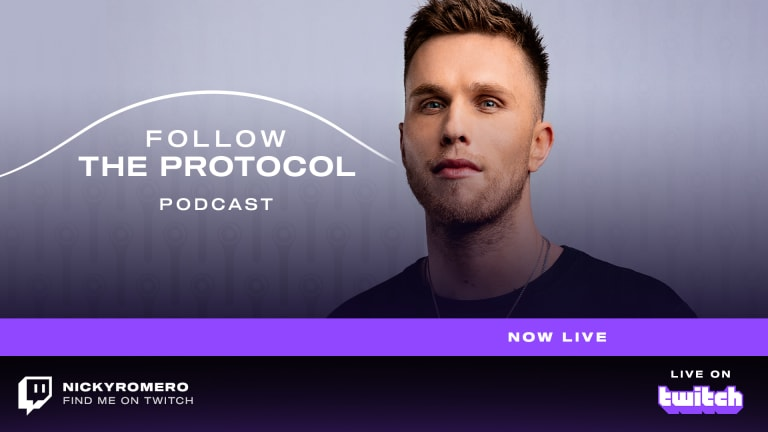 Nicky Romero Hosts Informative Live Stream on Twitch ft. Martin Garrix Interview
