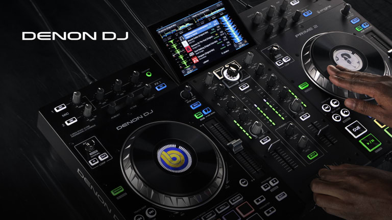CONTEST: Win a PRIME 2 from Denon DJ