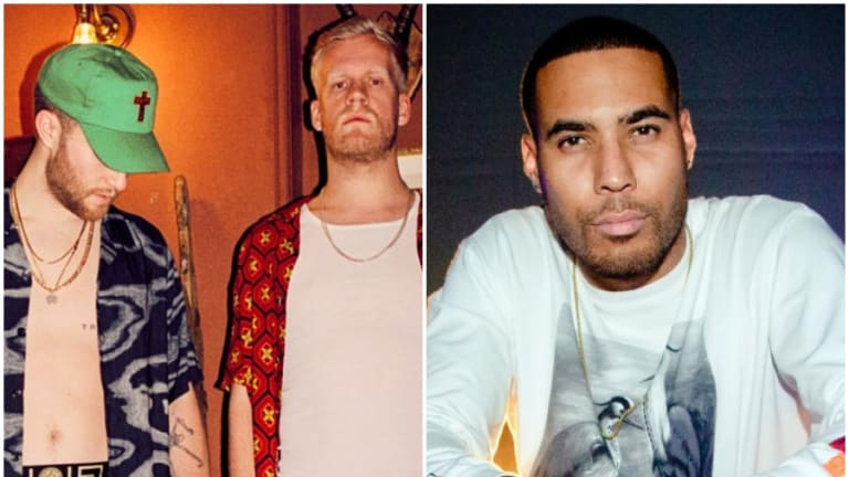 "Snakehips & TroyBoi Release New Collaboration, ""Wavez"""