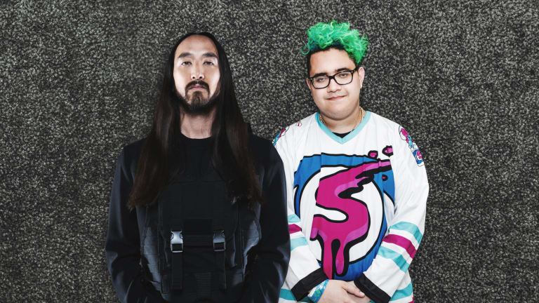 "Steve Aoki and Slushii Release ""One True Love"" off Upcoming Album, Neon Future IV"