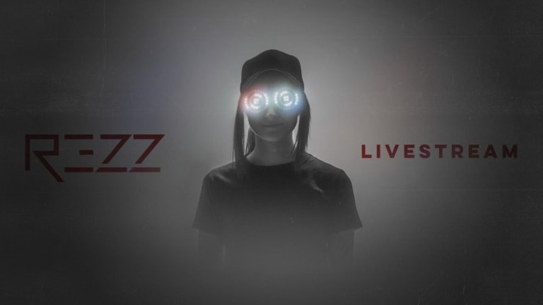 REZZ Shares 30 Minute Livestream DJ Set