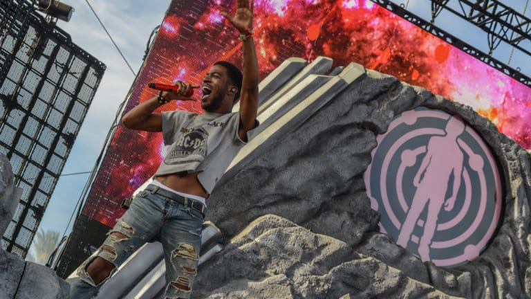 "Kid Cudi Unveils New Single Ahead of Forthcoming ""Entergalatic"" LP"