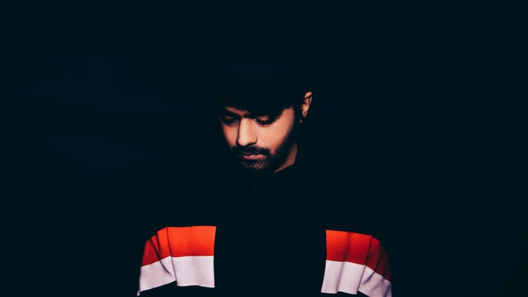 "Jai Wolf Releases First Remix in Four Years of keshi's ""blue"""
