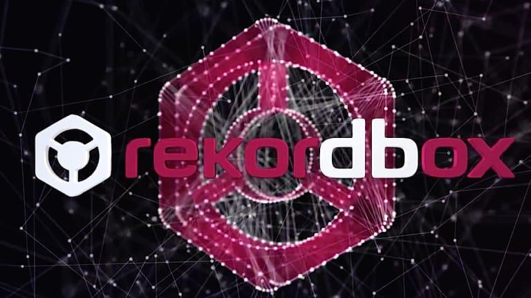 Pioneer Rekordbox Adds Cloud Management in New Update