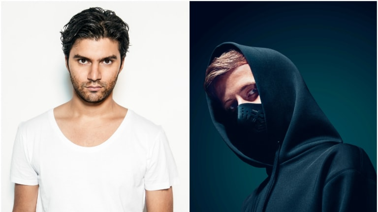 R3HAB Hints at Forthcoming Collaboration With Alan Walker