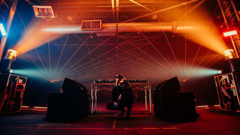 [WATCH] Relive Dom Dolla's Spectacular Live Stream Set from an Undisclosed Warehouse Location