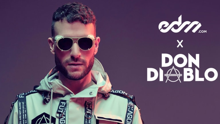 "Don Diablo Is Taking Over EDM.com's Instagram Live for ""Story Time With Don Diablo"" Today"