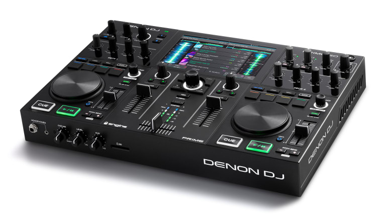 Contest: Win a PRIME GO from Denon DJ