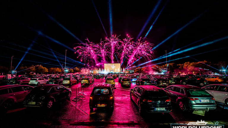 "Germany's BigCityBeats Hosted The World's First ""Drive-In Rave"" Amid COVID-19 Lockdown"