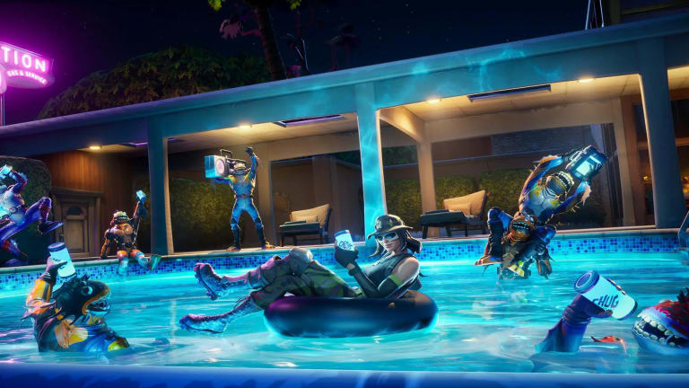 Deadmau5, Dillon Francis, and Steve Aoki Take Over Fortnite's Party Royale