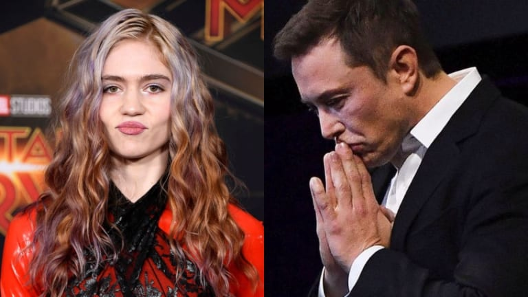"Turns Out Grimes and Elon Musk Can't Legally Name Their Baby ""X Æ A-12"" in California"
