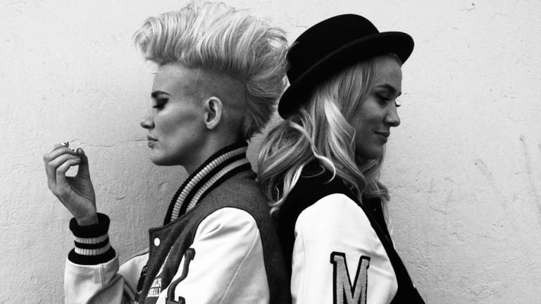 "NERVO Drops Emotional Dance Single ""Hurt"" with Frida Sundemo"
