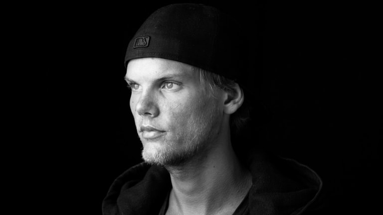 SiriusXM to Air Never-Before-Heard Avicii Set In Honor of Suicide Prevention Week