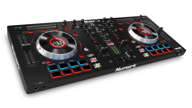 Numark Introduces Two New DJ Controllers