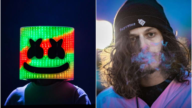 Watch Subtronics Drop Filthy Unreleased Marshmello Collab at EDC Virtual Rave-A-Thon
