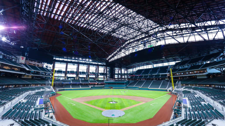 """MLB's Texas Rangers to Host """"Concert In Your Car"""" Series at Stadium Parking Lot"""