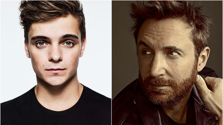 KISS FM to Host International #RadioRave Event with David Guetta, Martin Garrix, and more