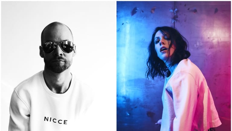 "Vanic and K.Flay Unveil Melancholy New Single, ""So Slow"" [PREMIERE]"