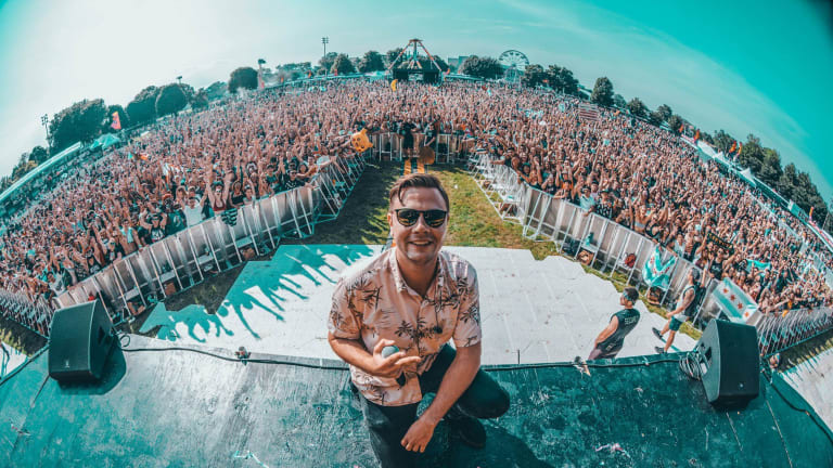 "Sam Feldt Unleashes ""Hold Me Close"" Remix Package"