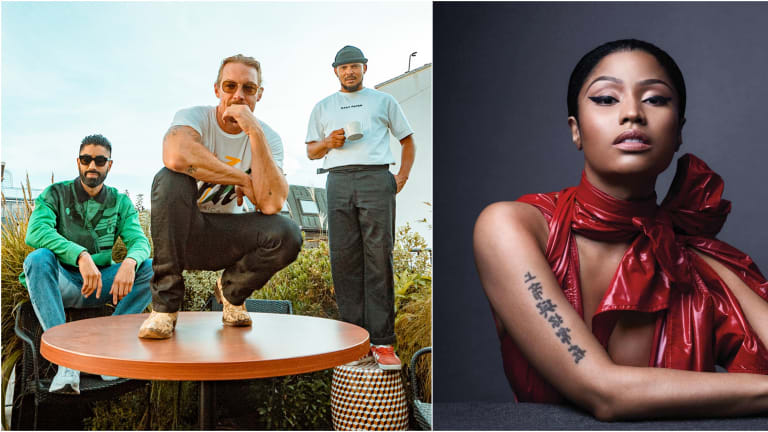 Diplo Debuts Unreleased Nicki Minaj and Major Lazer Collaboration