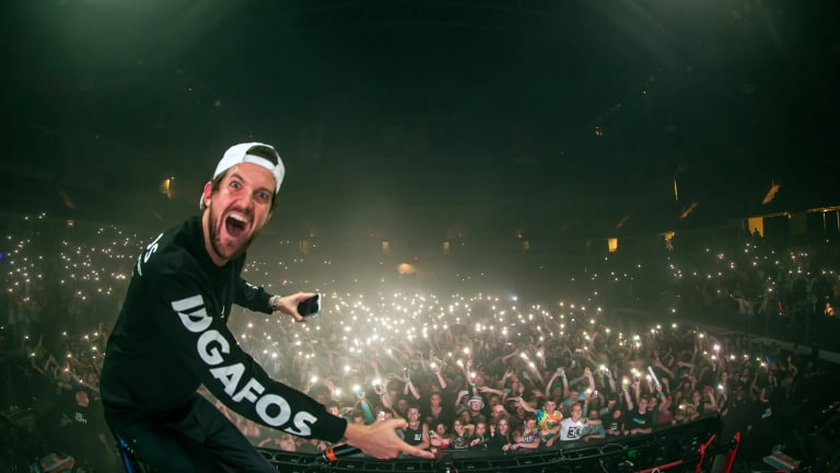 "Final Day of Dillon Francis' Virtual Festival ""IDGAFOS Weekend"" Is Live"