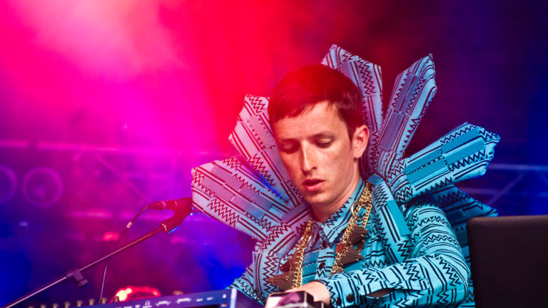 Listen to This EP Created with Recordings of Birds from Renowned Producer Totally Enormous Extinct Dinosaurs