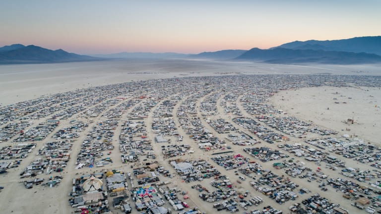 Burning Man Asks for Donations to Ensure 2021 Return