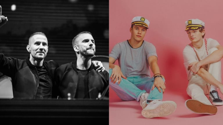 """Galantis and Ship Wrek Tap Pink Sweat$ for Bubbly House Jam """"Only a Fool"""""""