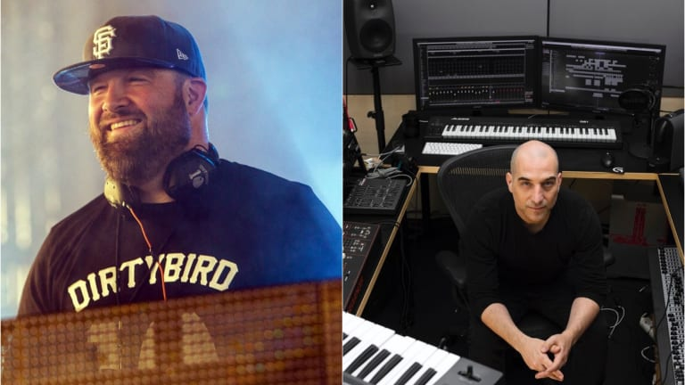 """Claude VonStroke and Marc Houle Unite for New Single """"Fly Guy"""" After 25 Years of Friendship"""