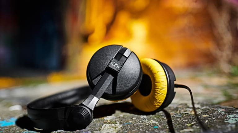 Sennheiser Celebrates 75th Anniversary by Adding a Splash of Sun-Kissed Color to Iconic Headphones