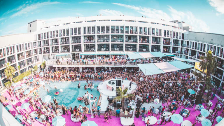 "Ibiza Rocks to Debut ""Poolside Sessions"" in Compliance with Safety Regulations Starting July 2020"