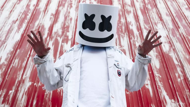 Marshmello Donates $50,000 to the NAACP Legal Defense Fund to Support Racial Justice