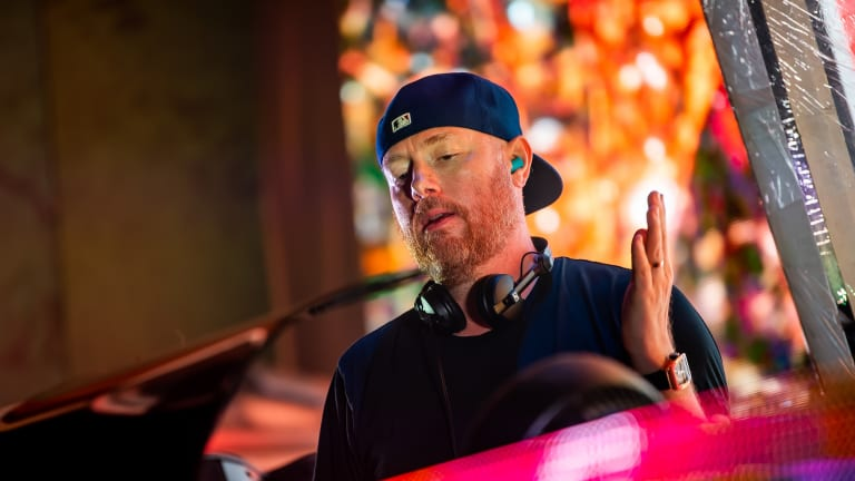 "Eric Prydz Announces Release Date for Fabled ""Nopus"" ID"