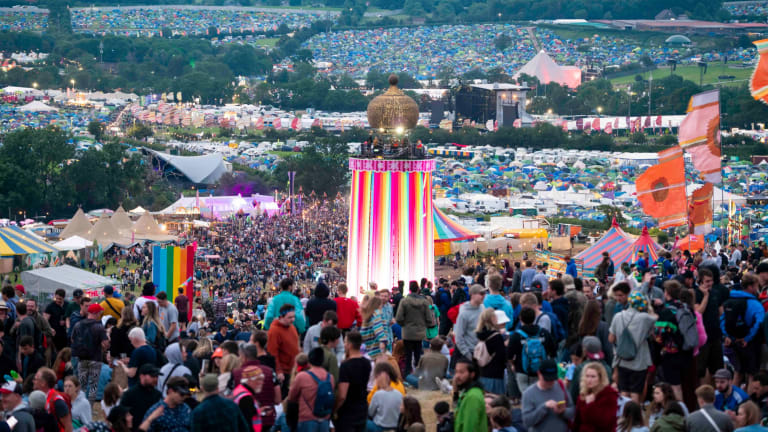 Glastonbury 2021 Cancelled Due to COVID-19 Concerns