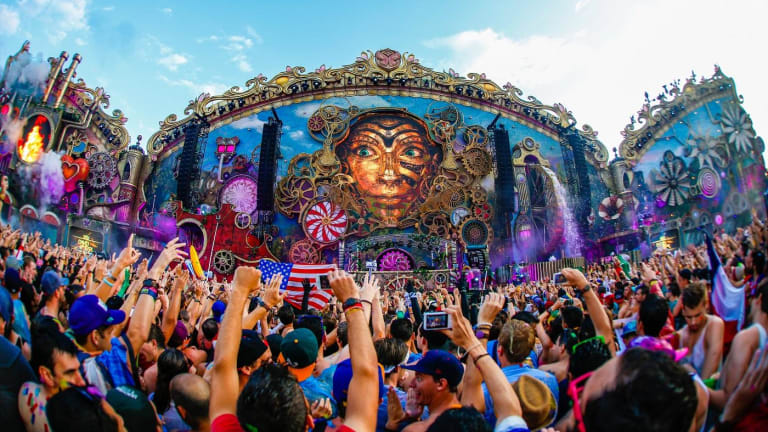 Tomorrowland Reveals Set Times for Forthcoming Virtual Edition with Martin Garrix, Steve Aoki, More