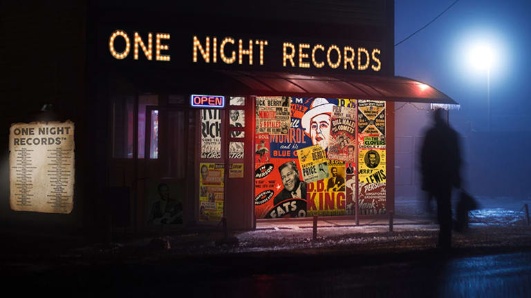 New Socially Distanced Music Venue, One Night Records, is Set to Open in London