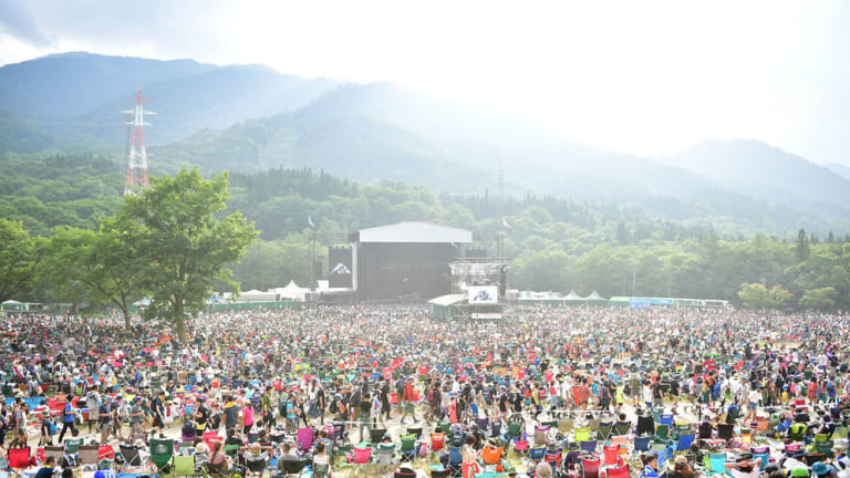 Fuji Rock Festival, Featuring Disclosure, Major Lazer, and More, Postponed Due to COVID-19 Concerns