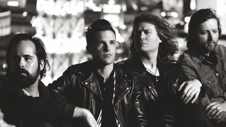 "EDM and The Killers Collide in Official Remix Package for ""Caution"""