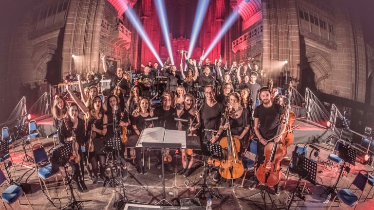 "Kaleidoscope Orchestra Reimagines CamelPhat and ARTBAT's ""For a Feeling"""