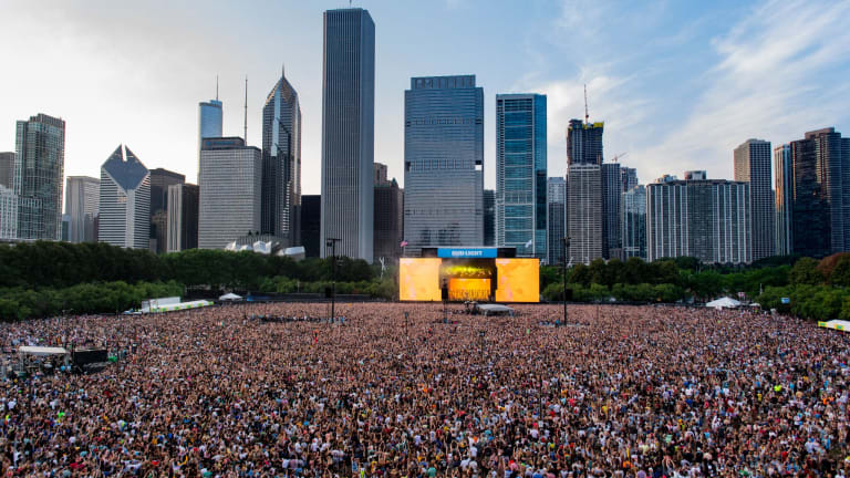 Lollapalooza Announces Free 4-Day YouTube Streaming Event Featuring Lorde, Chance the Rapper, ZHU, More