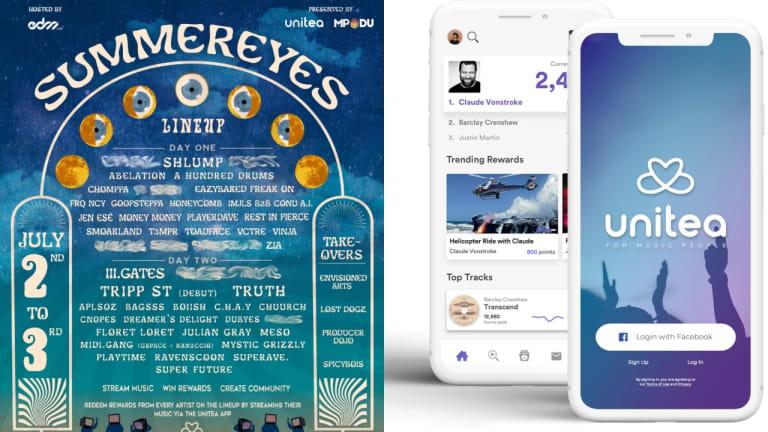 MP3DU Magazine and Unitea Music App to Host SummerEyes Digital Festival