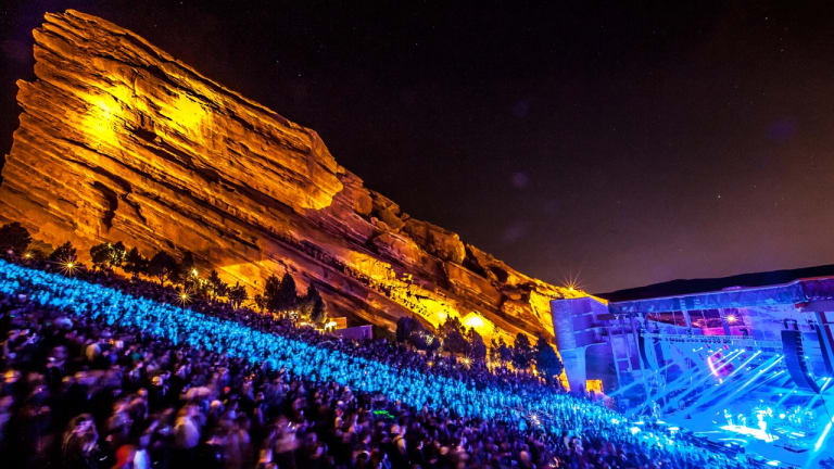 Red Rocks Amphitheatre Rumored to Host Full-Capacity Shows in July