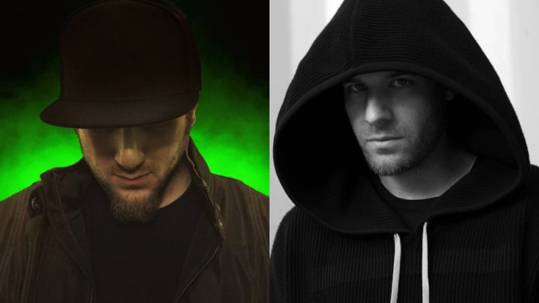 """Excision Announces Release Date for Highly-Anticipated Collab with Downlink, """"Resistance"""""""