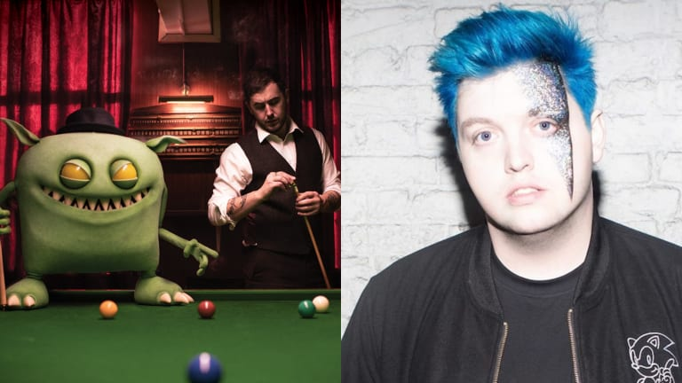 Feed Me Reveals a Collaboration Alongside Flux Pavilion Is In the Works